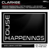 CLARKEE - HOUSE HAPPENINGS E2