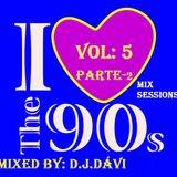 90´s mix sessions parte:2
