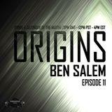Ben Salem - Origins EP11 TM-Radio
