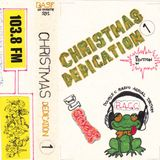 DJ STEVEBi CHRISTMAS DEDICATION 1982