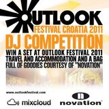 Outlook Festival Competition Mix