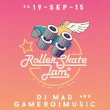 DJ MAD - RollerSkateJam 19.09.2015 Mix