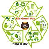 ELIS GREEN POT #9
