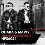 024 Huambo Podcast Series - Chaka & Marty