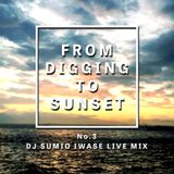 FROM DIGGING TO SUNSET No.3