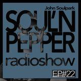John Soulpark - Soul'n Pepper EP#22