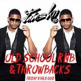 JAMSKIIDJ - Friday Vibes Week 8 | Oldschool Rnb & Throwbacks | April 2018