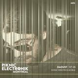 daoust @ Piknic Electronik July 2015