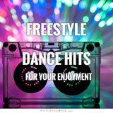 Freestyle Dance Hits 1 - DJ Carlos C4 Ramos