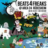 Makrosinus @ Beats4Freaks Area24 20.10.2012 PART01