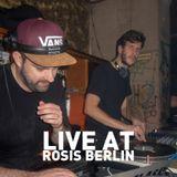 Live At Rosis w/ Ay! Ay! Toni (Dez 2018)