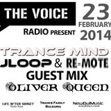 Oliver Queen - Trance Mind (The Voice Radio) (23.02.2014)