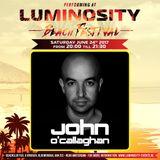 John O'Callaghan live at Luminosity Beach Festival 2017