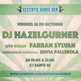 DJ Hazelgurner @ Ecstatic Dance BCN 26-10-2018