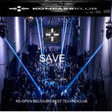 SAVE KOMPASS CLUB GHENT!!!  RE-OPEN THE BEST TECHNO CLUB OF BELGIUM