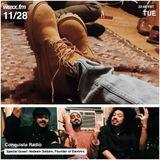 Conquista Radio w/ A. Sarr & Wamoo & Special Guest Nadeem Salaam on @WAXXFM - 11/28/17