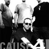 Cause 4 Concern - Live On EstFM 2001 04 28