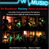 Strummer Room Project February Event at, Castle House, Banbury