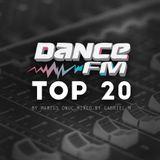 DanceFM Top 20 | 20 - 27 aprilie 2019