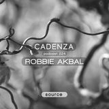 Cadenza Podcast | 224 - Robbie Akbal (Source)