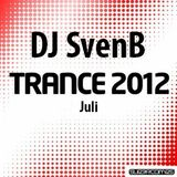 DJ SvenB in the mix JULI 2012