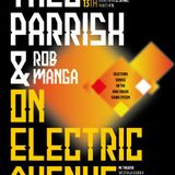 2012-10-13 - Theo Parrish @ Electric Avenue, MC Theater, Amsterdam