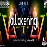 CARLOS NARDELLI - AWAKENINGS III @ MALIBU