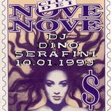 Dj Dino Serafini Club 99 (Gradara) After Hours 10.01.1993
