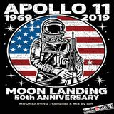 MOONBATHING - Moon Landing 50th Anniversary - Compiled & Mix by Laff