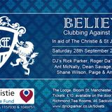 Daniel Hey - Believe (The Christie & St Johns Hospice) Dancing Together To Beat Cancer