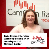 Cat's Cream interview with Nathan Carter, 10 May 2017