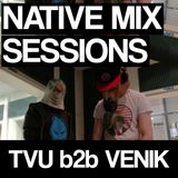 Native Mix Sessions - TVU b2b Venik