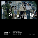 Singularity @ Union 77 Radio 11.03.2015 'The Five'