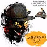 Andrey Kiselev - Disco cat MIX [2017]