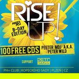 PETER WILD -RISE UP 2016