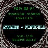 PushPull - Warm Up (Tiszakécske-Tiszapart 2014.06.21.)