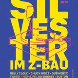 Live Audio - Silvester 2018-2019 Sheng Peng & Django Sound @ Z-Bau NBG