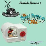 Radio Tears 8° puntata special Guest Don Diego Geraci. Feat. Filippo Marco Radio Aventura Americana
