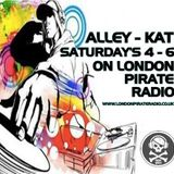 DJ Alley-Kat playing Deep Tech/Detroit Techno on London Pirate Radio on Saturday 12th August 2017