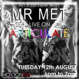 ARTICULATE - MR MET CBM