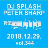 Dj Splash (Peter Sharp) - Pump WEEKEND 2018.12.29