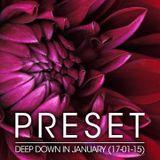 Deep Down In January (17-01-15)