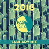 MANSTA January 2016 Mix