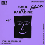 Soul In Paradise w/ Jamma Dee - 16th November 2017