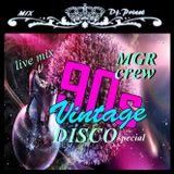 90s Vintage Disco - special