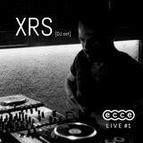 XRS [dj set] ecce live #1 - feb 03 2017