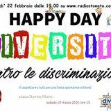 Radio Stonata. OGGI. Happy Day Diversity. 22.02.2016