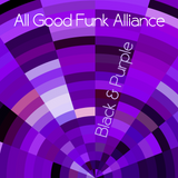 All Good Funk Alliance - Black and Purple