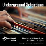 Underground Selections #109 H Justini Guest Mix