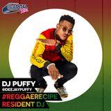 #ReggaeRecipe Resident DJ 003 - DJ Puffy (@deejaypuffy)